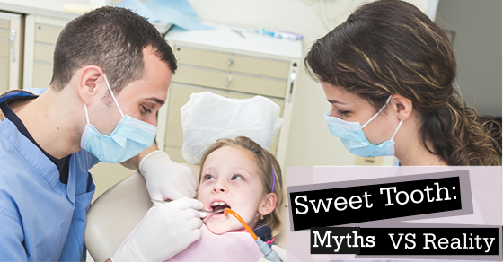 Sweet Tooth Myth VS Reality