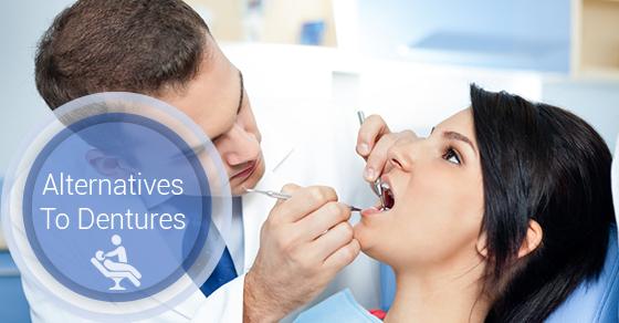 Alternatives To Dentures