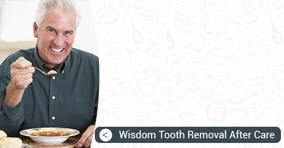 Wisdom Tooth Removal After Care