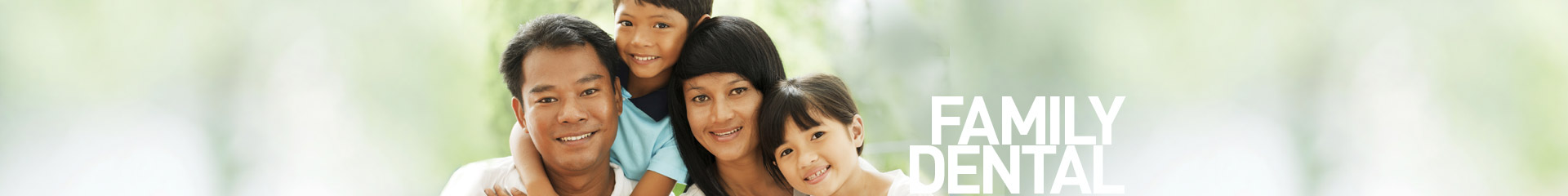 FAMILY DENTAL CARE AT Pearl Dental
