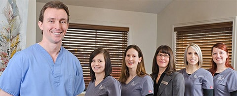 Pearl Dental Burlington Team
