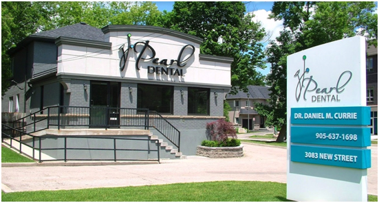 Contact us-Pearl Dental Burlington