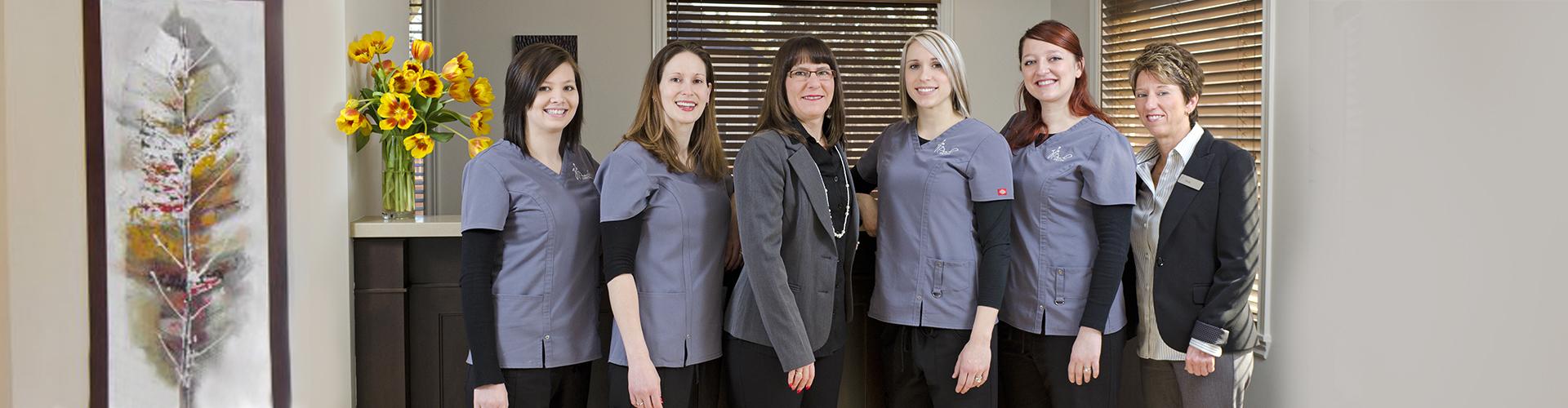 Burlington Ontario dental office